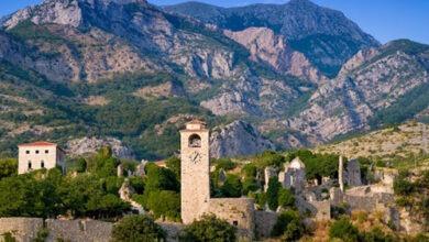 Photo of Город Бар в Черногории