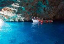 Photo of Голубая пещера в Черногории