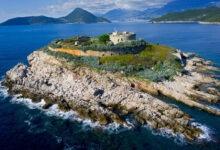 Photo of Остров-крепость Мамула в Черногории