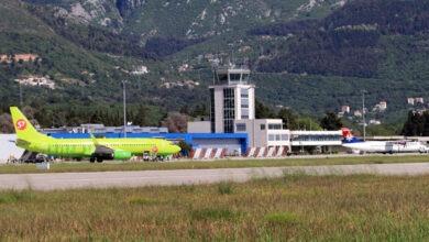 Photo of Аэропорт Тиват в Черногории