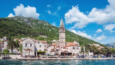 Photo of Город Пераст в Черногории