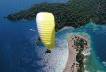 Photo of Полёт на параплане в Черногории
